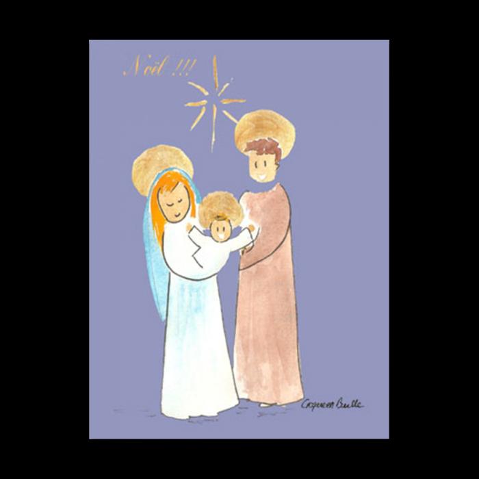 Sainte Famille bleue