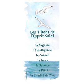 Esprit Saint, 7 Dons.