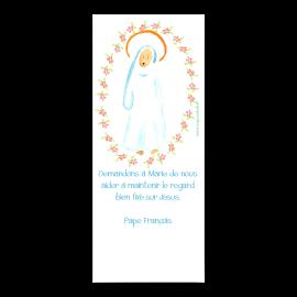 Demandons à Marie de nous aider
